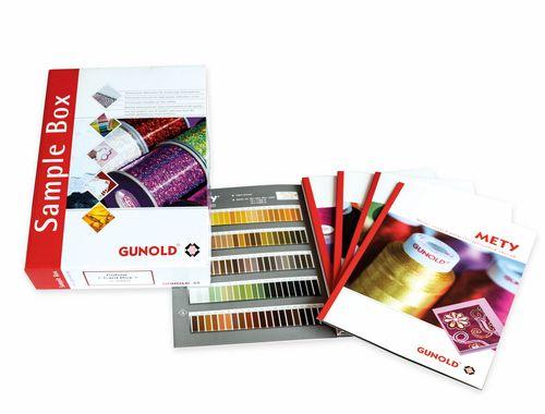 Colour Card Box