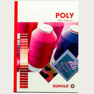 Farbkarte POLY