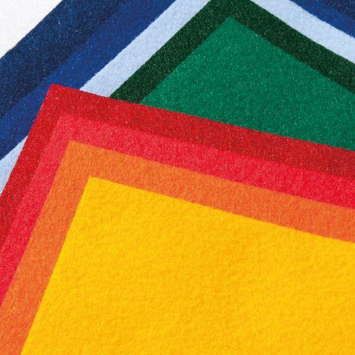 FELTY Sortiment, 28 Farben 29 x 33 cm