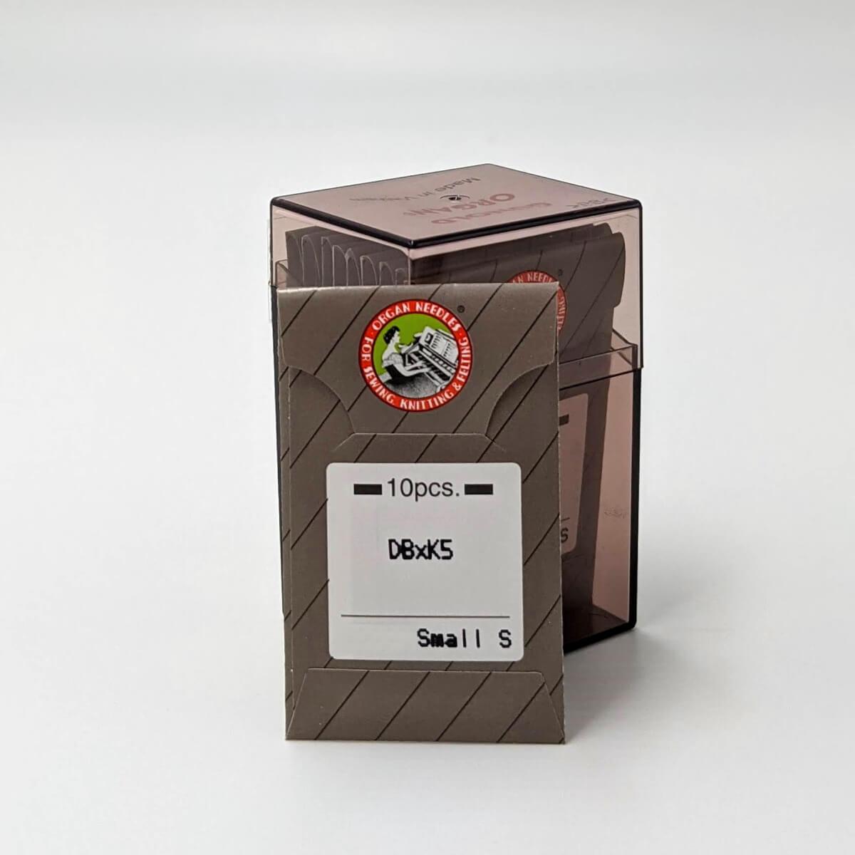 Spezialnadeln DB x K5 - für Leder Small S