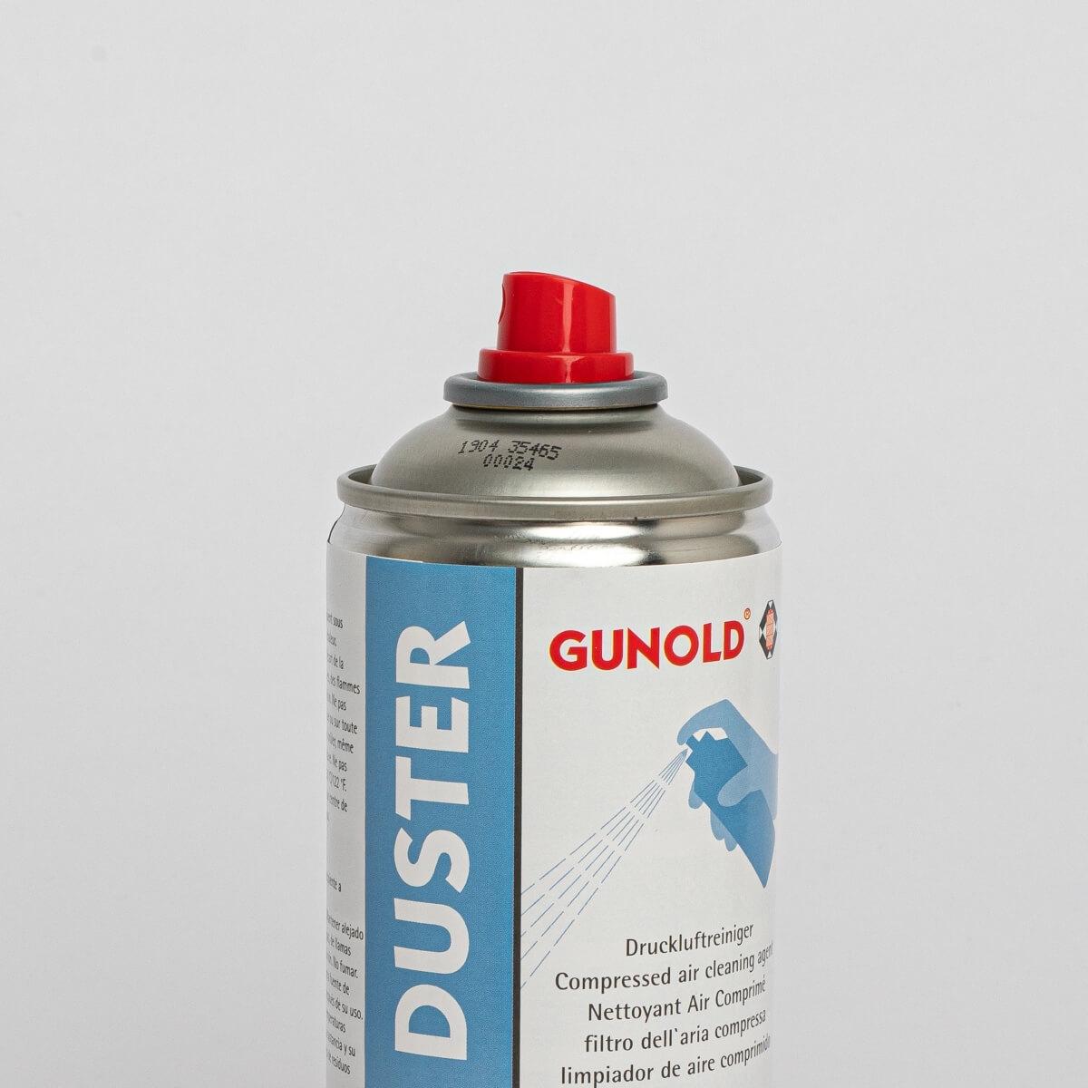 AIR DUSTER, Druckluftspray 400 ml