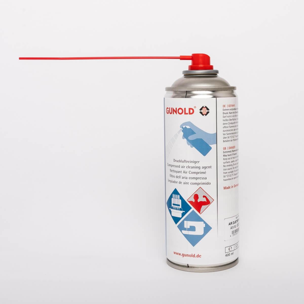AIR DUSTER POWER, Druckluftspray 400 ml