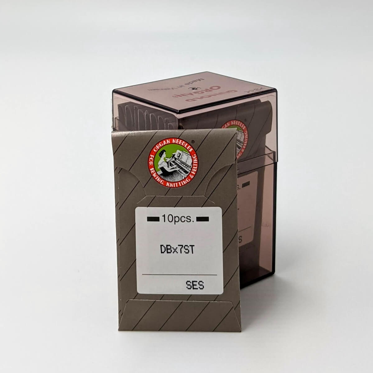 Spezialnadeln DB x7ST - für Metallgarn