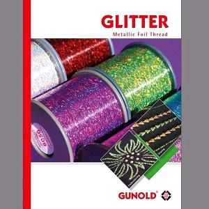 Farbkarte GLITTER