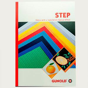 Farbkarte STEP